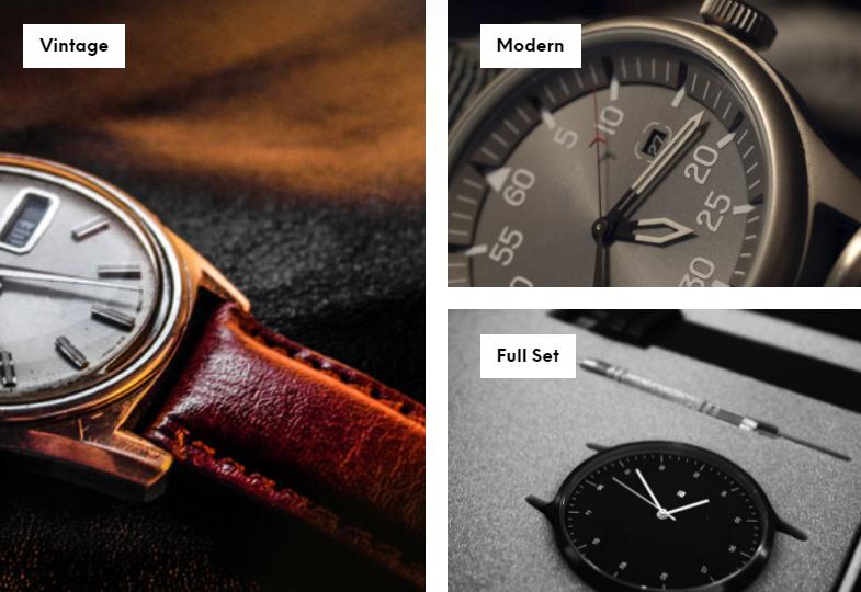Fine watches Rozefs Marketing