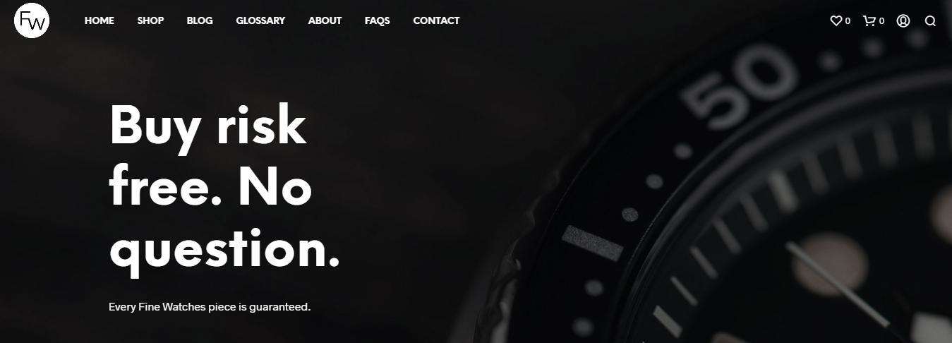 Finewatches - Rozefsmarketing.com